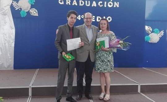 Graduación Vespertino 2018