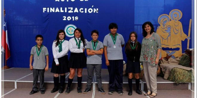 Ceremonia de Finalización Año Escolar II Ciclo