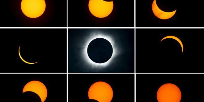 Eclipse Solar en Chile