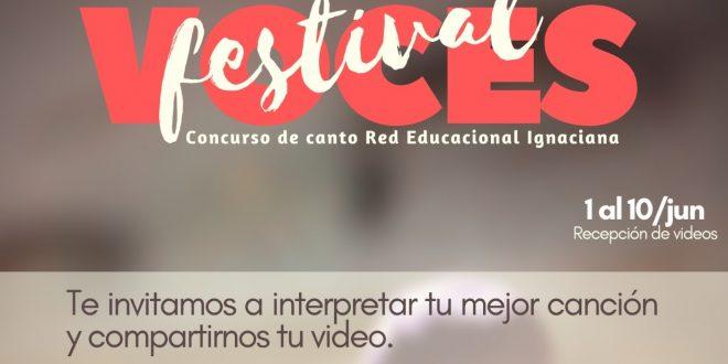 1er Concurso de Canto de la Red Educacional Ignaciana: «Voces de la REI», 1-10 Junio
