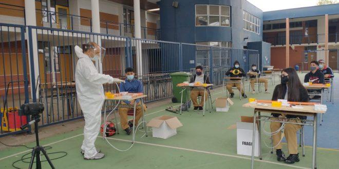 Talleres presenciales Técnico-Profesional para III° y IV° Medio