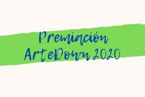 """Premiación Concurso ArteDown """"Cuidemos el Medioambiente"""""""