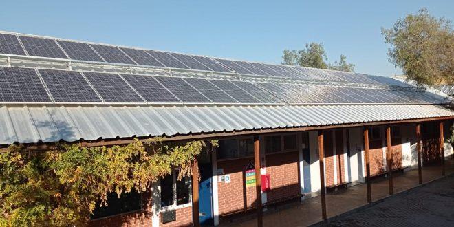 Colegio más sustentable