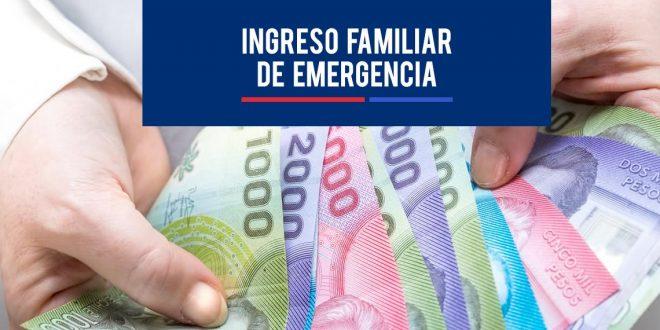 Ingreso Familiar de Emergencia Universal