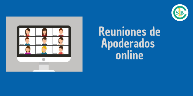 Reuniones de Apoderados online